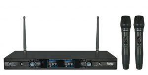 U段无线话筒(USB充电)BVS-U906