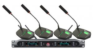 一拖二/四无线会议话筒BVS-U9026/U9046