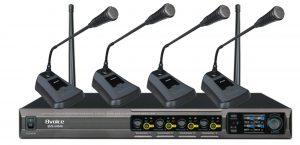 一拖四无线会议话筒 BVS-U9048