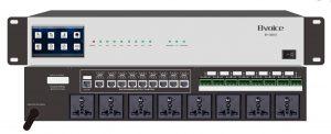 会议系统管理主机(带电源+显示屏)BV-C8003