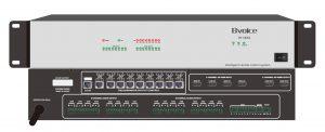 会议系统管理主机(音频处理器+矩阵)  BV-C8006