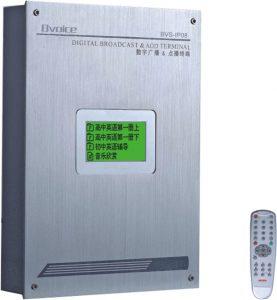 IP网络壁挂终端BVS-T13L