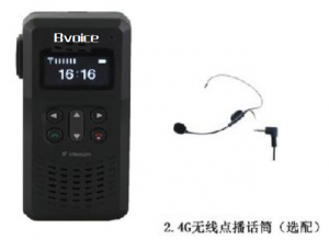IP网络音箱(带2.4G蓝牙)BVS-T13S