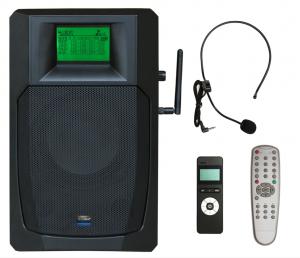 智能蓝牙带备份网络音箱BVS-T25